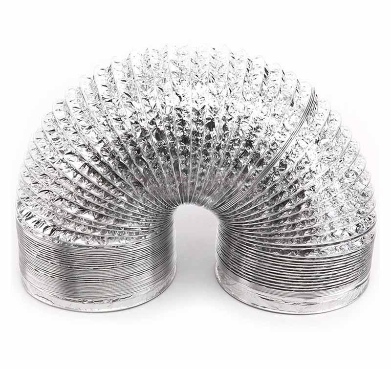 铝箔油烟管