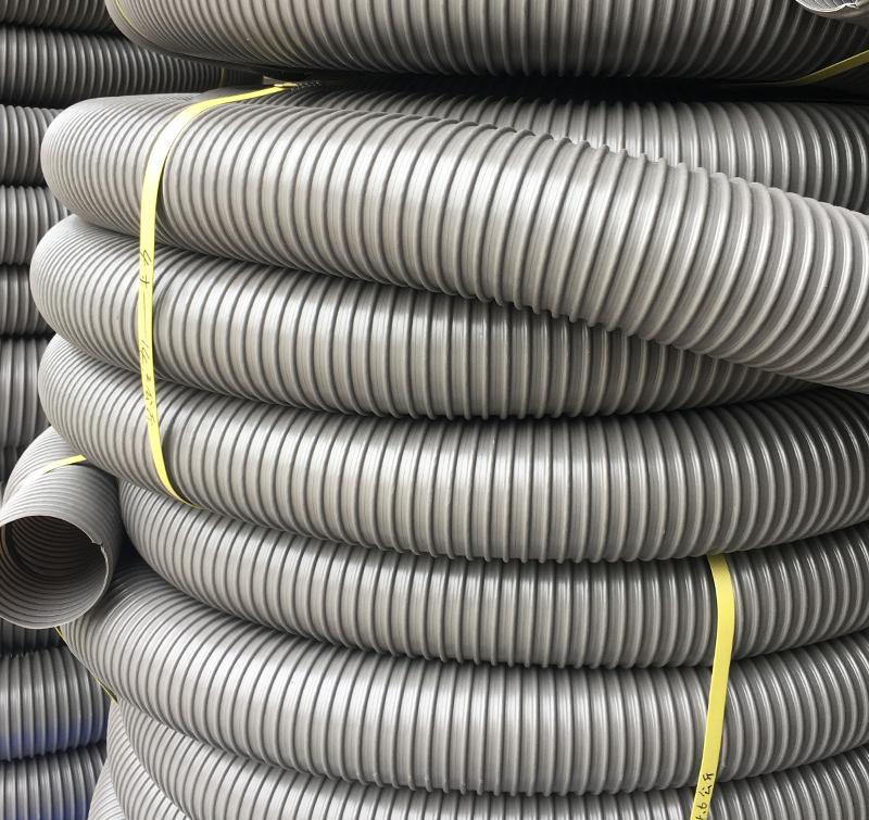 PVC灰色吸尘管
